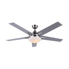 """52"""" Malta 5 Blade Ceiling Fan with Remote"""
