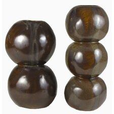 Double Sphere Vase