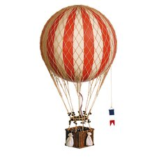 Royal Aero Model Hot Air Balloon with Hand Knotted Netting