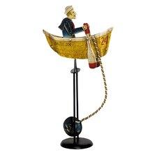 Salty Dog Balance Toy Figurine