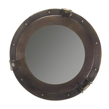 Nautical Cabin Porthole Mirror