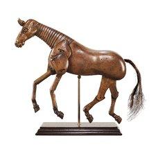 Artist Horse Figurine
