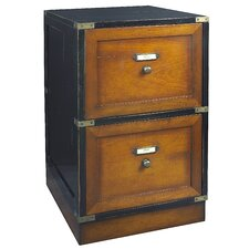 Campaign 2-Drawer Mobile File Cabinet