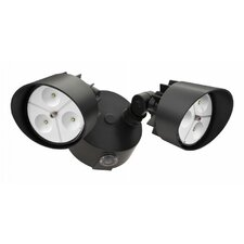 Dusk to Dawn 2 Head LED Floodlight