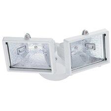 2 Light Outdoor Mini Floodlight