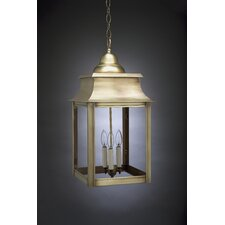 Concord 3 Light Outdoor Hanging Lantern