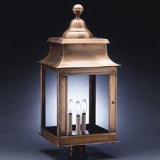 Concord 3 Light Post Lantern