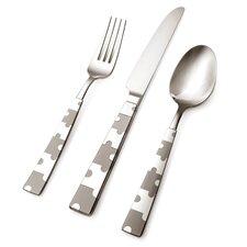 Hampton Signature 45 Piece Puzzle Flatware Set
