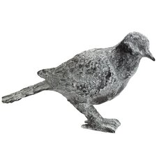 Cast Iron Sparrow Figurine