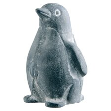 Cast Iron Penguin Figurine (Set of 2)