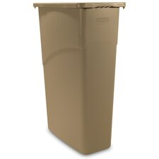 Slim Jim® 23-Gal Waste Receptacle