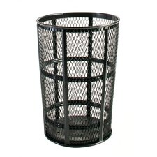 48-Gal Americana Powder Coated Street Basket (Set of 4)