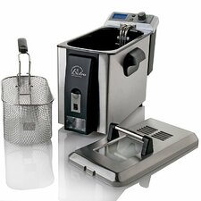 Bistro 4 Liter Electric Deep Fryer