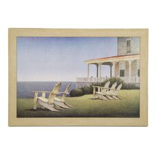 Tranquil Images Noon at Spring View Framed Painting Print