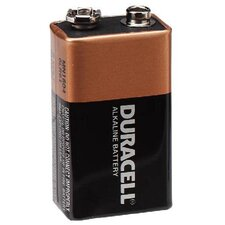 9 Volt Alkaline Battery (Set of 4)