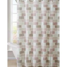 Peva Structure Shower Curtain
