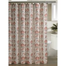 Seashells 13 Piece Shower Curtain Set