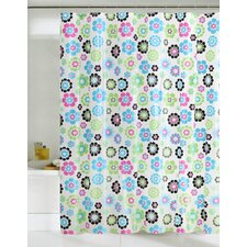 Peva 13 Piece Shower Curtain Set