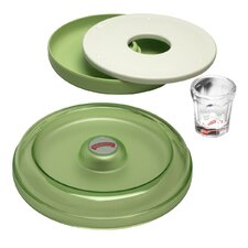 Margaritaville® Salt, Tray and Cutting Board Set