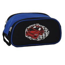 O3 Kids Racecar Toiletry and Accessory Bag