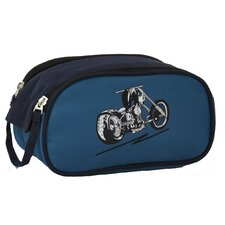 O3 Kids Motorcycle Toiletry and Accessory Bag