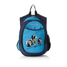 Kids All in One Preschool Motorcycle Cooler Backpack