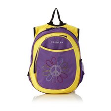 Kids All in One Preschool Peace Flower Cooler Backpack