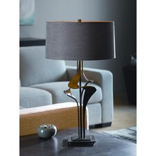 """Antasia 27.4"""" H Table Lamp with Drum Shade"""