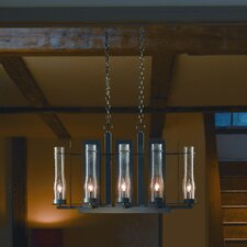 New Town 8 Light Chandelier