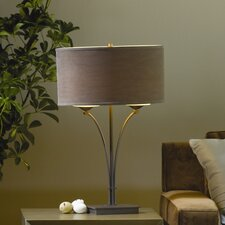 """Formae 25.6"""" H Table Lamp with Drum Shade"""
