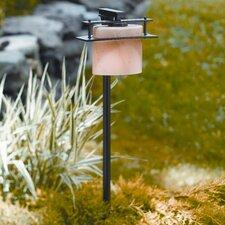 Ellipse Bollard 1 Light Outdoor Post Lantern