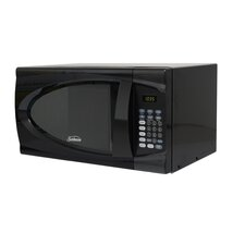 0.9 Cu Ft. 900W Over-The-Range Microwave in Black