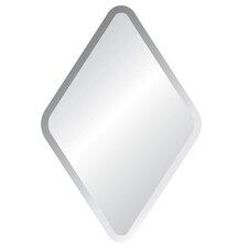 Regency Diamond Frameless Mirror
