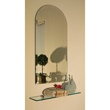 Regency Frameless Mirror