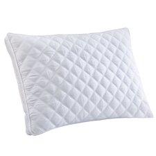 Wellrest Memory Aire Foam Fiber Loft Jumbo Bed Pillow