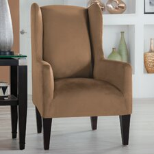 Tailor Fit Wingback Chair Slipcover