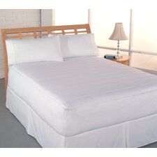 Perfect Fit 400 Thread Count Clean and Fresh Total Protection Mattress Pad