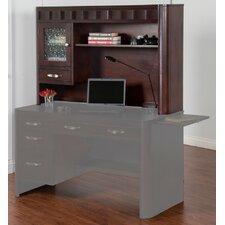 Monterey 2 Piece Standard Desk Office Suite