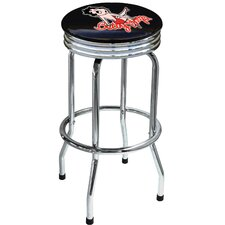 "Betty Boop 29.5"" Swivel Bar Stool with Cushion"