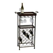 New York 20 Bottle Wine Rack
