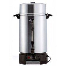 100 Cup Aluminum Coffee Urn