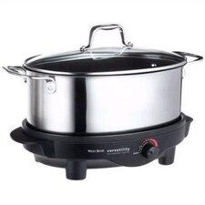 6-Quart Versatility Slow Cooker
