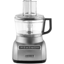 6 Piece 1.75 Qt. Food Processor with ExactSlice System Set