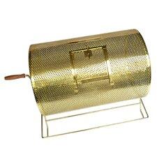 Brass Raffle Ticket Drum