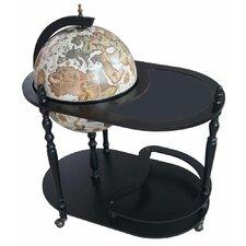 Arezzo Globe Bar Trolley