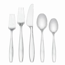 Classic Fjord II 5 Piece Flatware Set