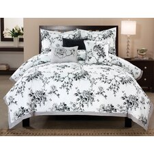 Rose Hill 6 Piece Comforter Set