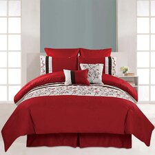 Melbourne 8 Piece Comforter Set