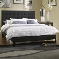 Hannah Upholstered Panel Bed