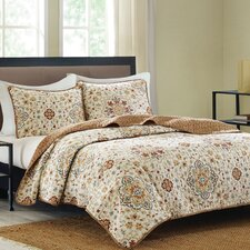 Middleton 3 Piece Quilt Set